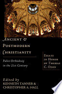 Ancient Postmodern Christianity