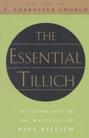 The Essential Tillich