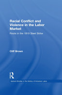 Racial Conflicts and Violence in the Labor Market