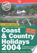 Farm Holiday Guide to Coast   Country Holidays in England  Scotland  Wales  Ireland 2004