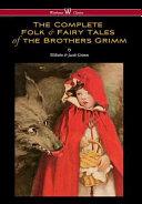 The Complete Grimm's Fairy Tales Pdf/ePub eBook
