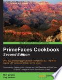 PrimeFaces Cookbook   Second Edition