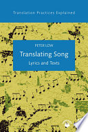 Translating Song