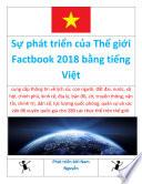 Sự phát triển của Thế giới Factbook 2018 bằng tiếng Việt