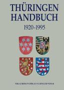 Thüringen-Handbuch 1920-1995.