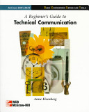 A Beginner's Guide to Technical Communication (B.E.S.T. Series)
