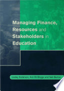 Managing Finance Resources And Stakeholders In Education