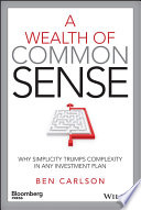 A Wealth of Common Sense Book Cover