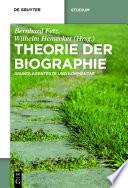 Theorie der Biographie
