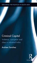 Criminal Capital