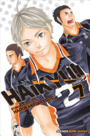 Haikyu!! : don't need to be tall to fly!...