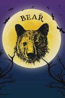 Bear Head Notebook Halloween Journal Book PDF