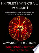 Physlet Physics 3e Volume I