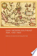 Early Modern Southeast Asia 1350 1800