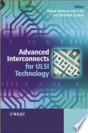 Advanced Interconnects for ULSI Technology