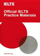 Official IELTS Practice Materials Volume 1  Paperback with CD