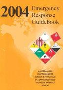 2004 Emergency Response Guidebook