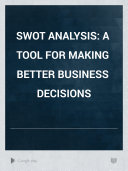 download ebook swot analysis pdf epub