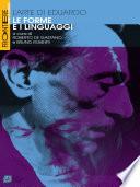 L arte di Eduardo  Le forme e i linguaggi
