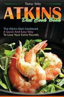 Atkins Diet Cook Book