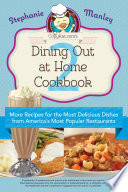Copykat Com S Dining Out At Home Cookbook 2