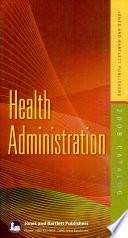 Health Administration
