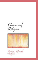 China And Religion