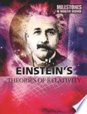 Einstein s Theories of Relativity Book PDF