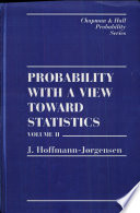 Probability With A View Towards Statistics