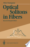 Optical Solitons In Fibers : of this textbook necessary. the most recent devel-...