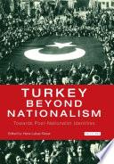 Turkey Beyond Nationalism