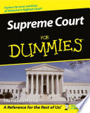 Supreme Court For Dummies