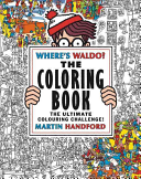 Where s Waldo  the Coloring Book
