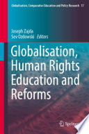 Globalisation  Human Rights Education and Reforms