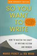 So You Want To Write book