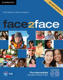 face2face Pre intermediate Student s Book with DVD ROM and Online Workbook Pack