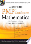 McGraw Hill s PMP Certification Mathematics