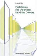 Poetologien des Ereignisses bei Gilles Deleuze