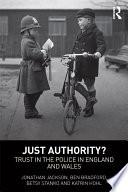 Just Authority