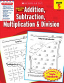 Success With Addition  Subtraction  Multiplication   Division