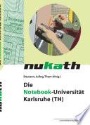 Die Notebook-Universität Karlsruhe (TH) - NUKATH