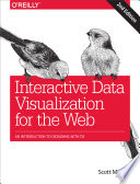 Ebook Interactive Data Visualization for the Web Epub Scott Murray Apps Read Mobile