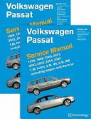 Volkswagen Passat B5 Service Manual