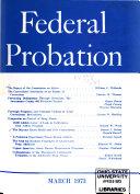 Federal Probation News Letter