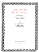 The Art Of The Gunmaker Europe And America 1660 1830 book