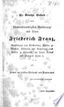 Uber alte und neue Lehen im sinne der Artikel XXIV und XXX des Mecklenburgischen Assecurations-Reverses von 1621