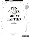 Fun games for great parties