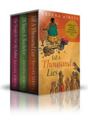 download ebook rasana atreya\'s boxed set: tell a thousand lies, the temple is not my father, 28 years a bachelor pdf epub