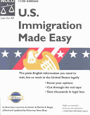 U S  Immigration Made Easy