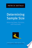Sample Size Determination in Quantitative Social Work Research